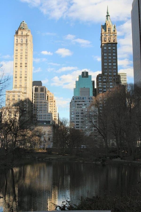 Central Park стоковая фотография