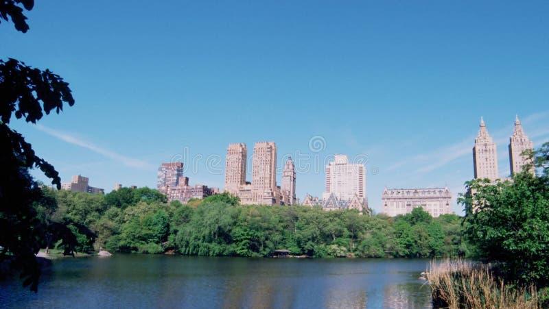 Central Park stockbild