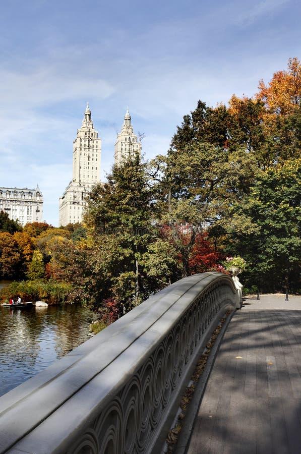 Central Park dans NYC photos libres de droits