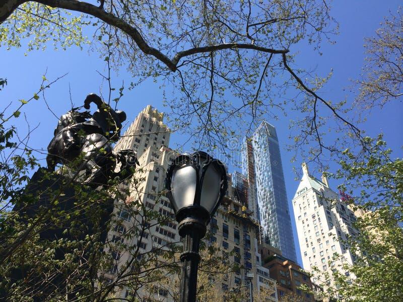Central Park del sur fotografía de archivo