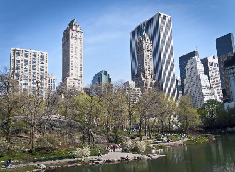Central Park Lake