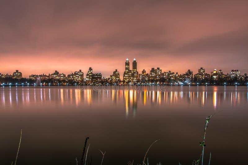 Central Park - Manhattan New York royalty-vrije stock foto's