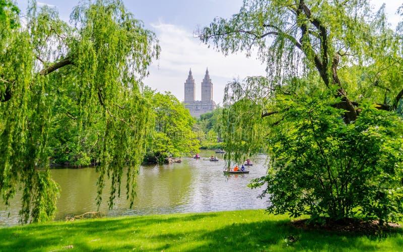 Central Park, Manhattan, New York City, USA royalty free stock photos