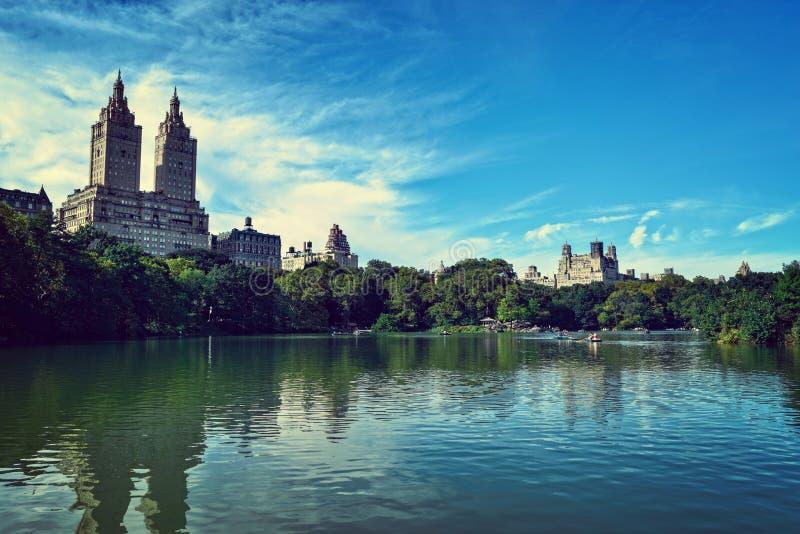 Central Park New York lizenzfreie stockfotos