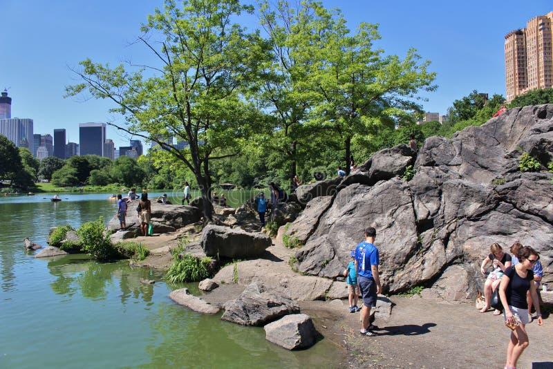 Download Central Park, New York redactionele foto. Afbeelding bestaande uit d0 - 54080846