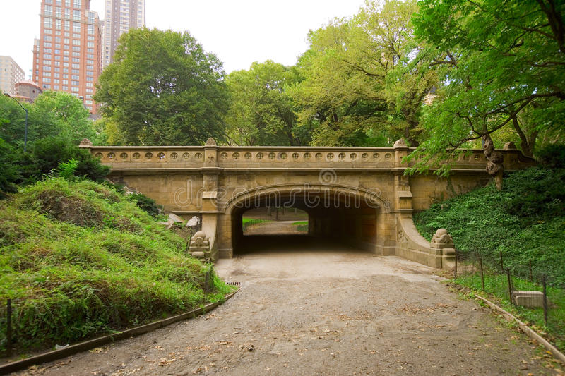 Central Park New York City royaltyfria bilder