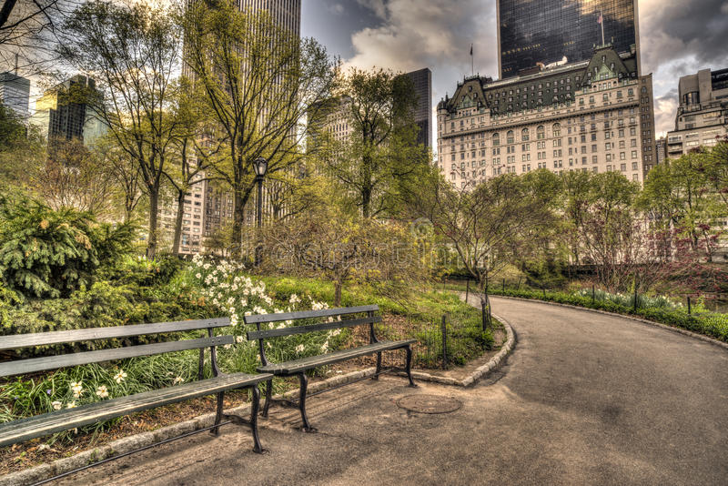 Central Park, New York City imagem de stock royalty free