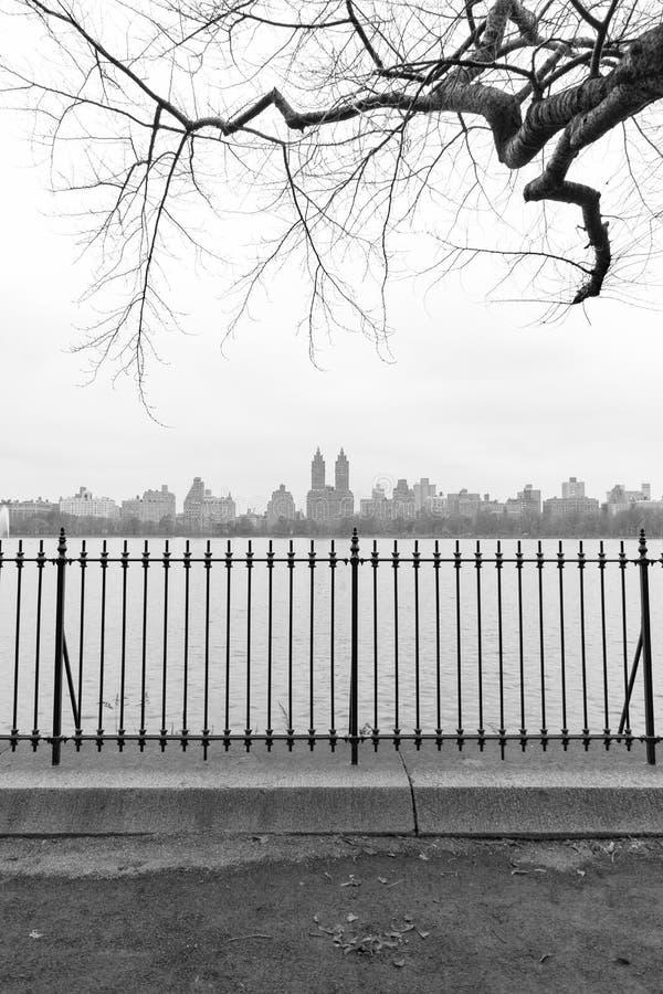 Central Park, New York City fotos de archivo