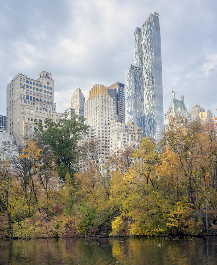 Free Central Park, New York City Stock Image - 62063381