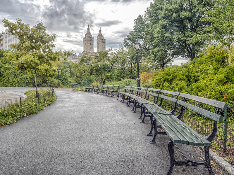 Central Park, New York City lizenzfreies stockfoto