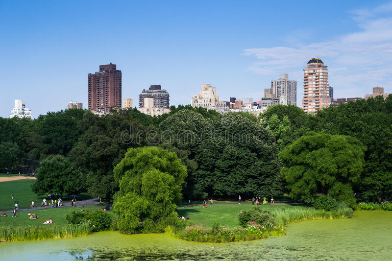 Download Central park editorial stock image. Image of america - 33267189
