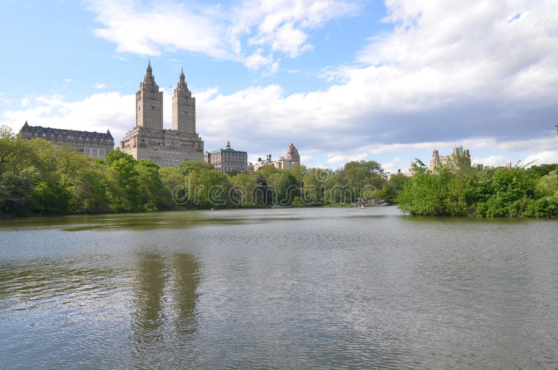 Central Park, New York City, USA. royalty free stock photography