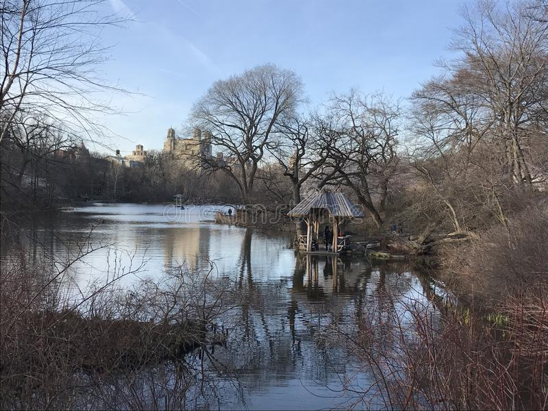 Central Park, NYC images stock