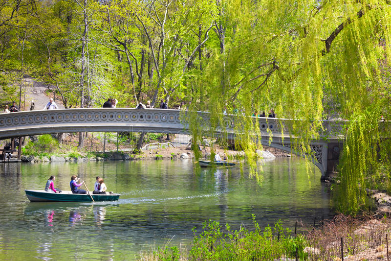 Download Central Park NYC editorial stock image. Image of spring - 30641254