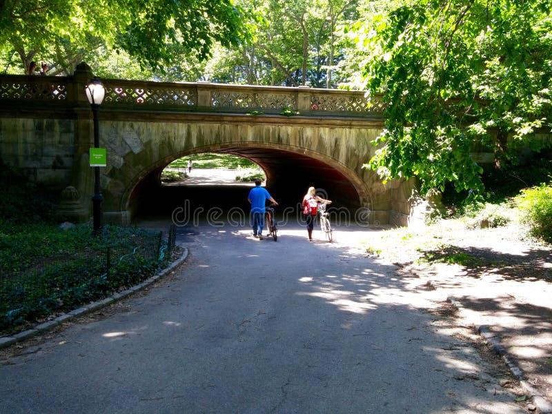 Central Park NYC stock photos
