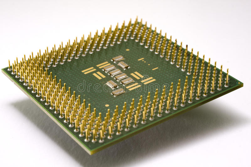 Download Central processing unit stock photo. Image of integrated - 13838162