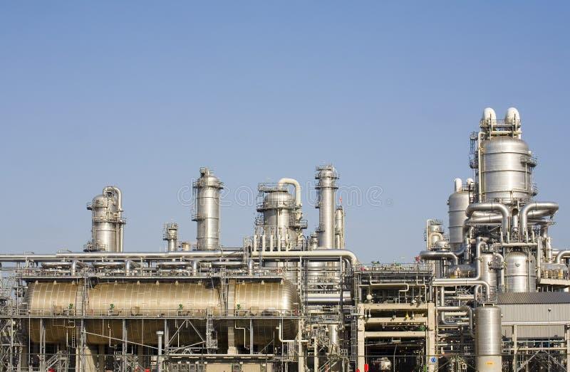 Central química foto de stock