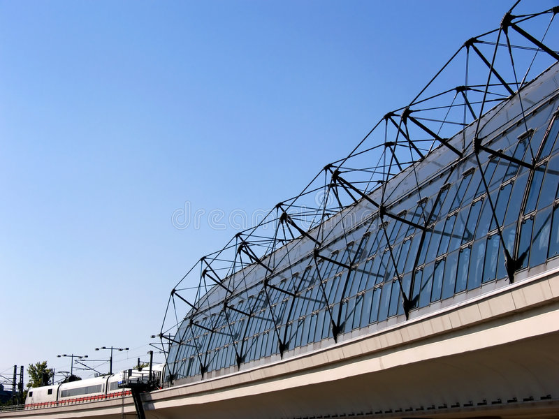 central station obrazy stock