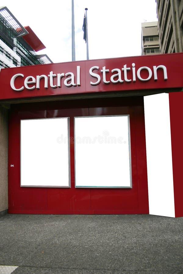 central station obraz royalty free