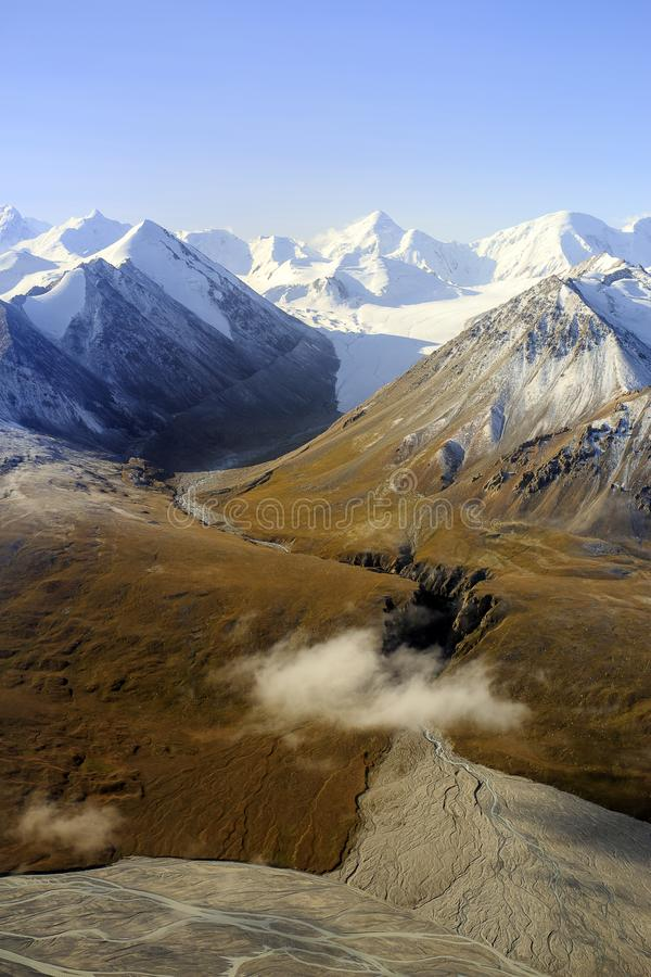 Central Tien Shan. royalty free stock images