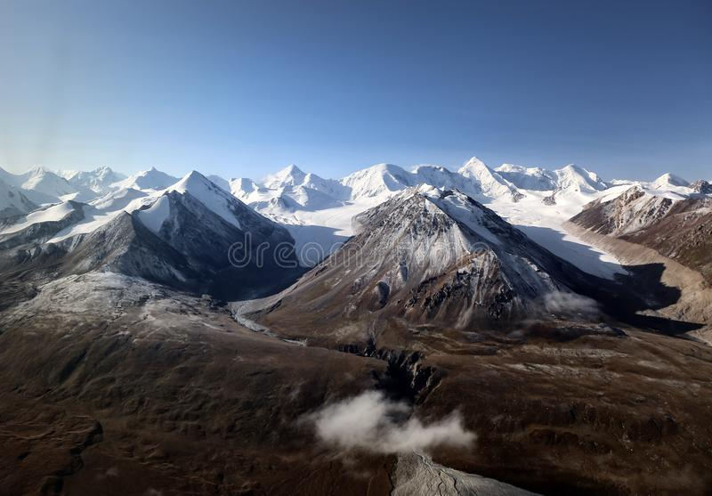 Central Tien Shan. royalty free stock image