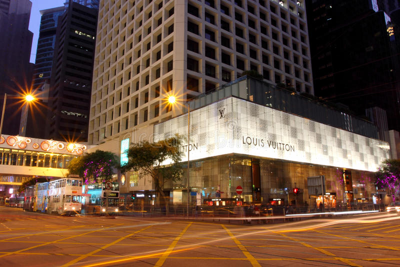 centrala Hong Kong royaltyfri fotografi