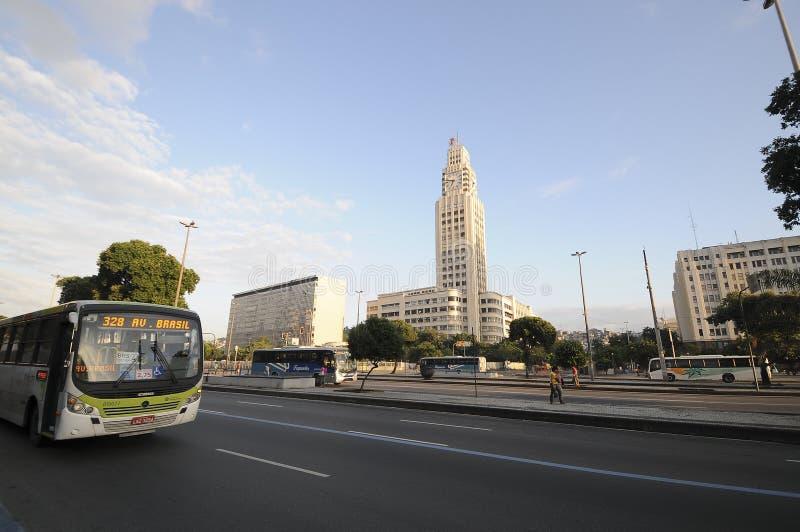Centrala robi Brasil obrazy royalty free
