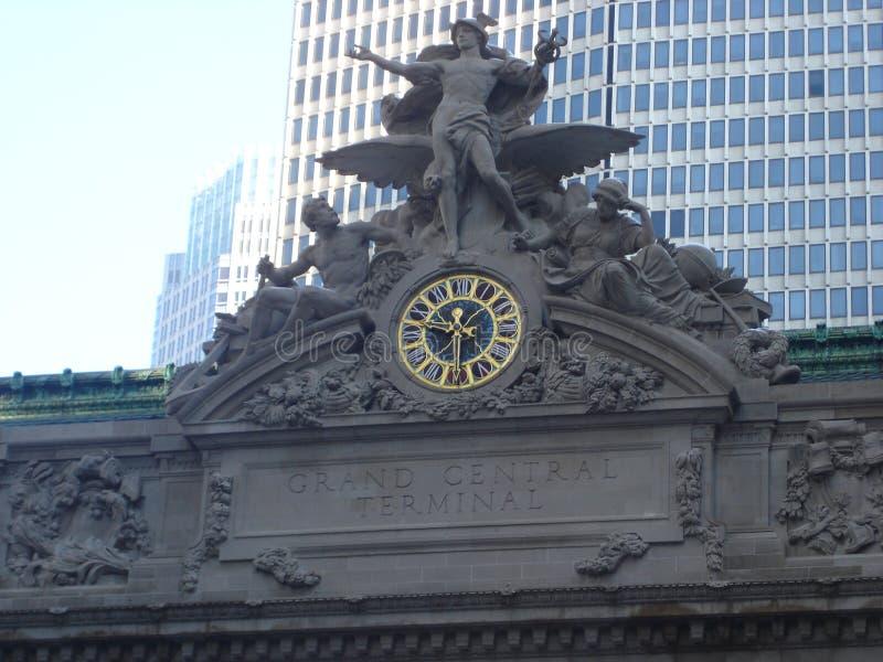 centrala storslagna New York royaltyfri bild