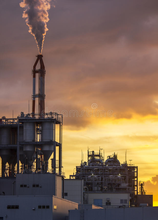 Centrale photographie stock