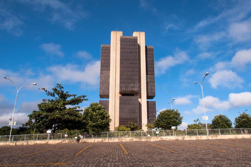 Centrale Bank van Brazilië royalty-vrije stock fotografie