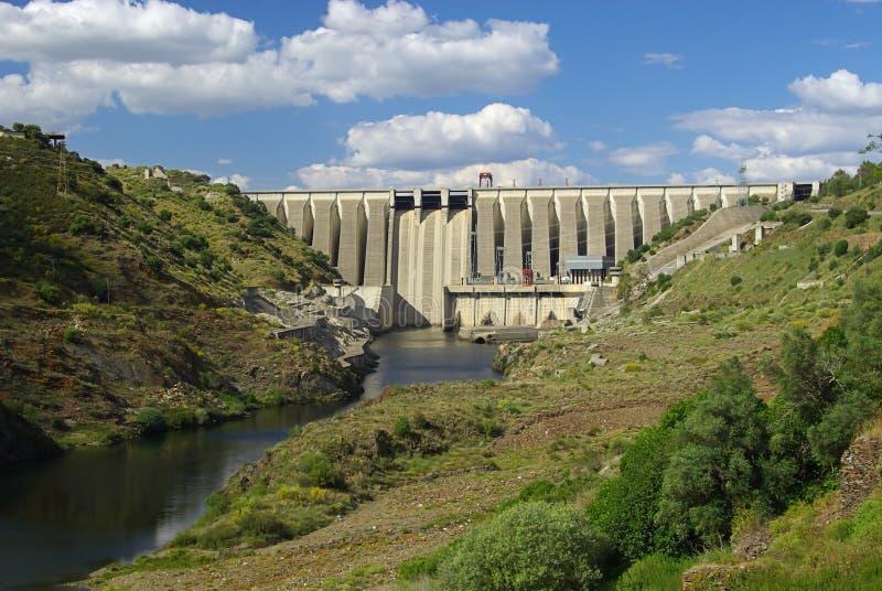 Centrale d'hydro-électricité 02 photographie stock