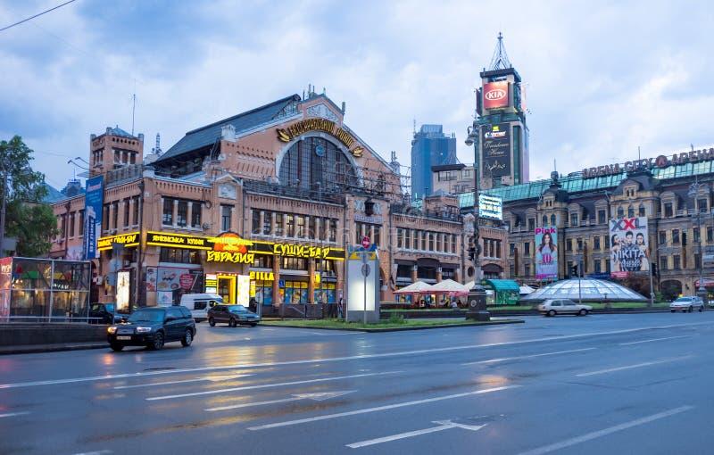 Centrale Markt royalty-vrije stock fotografie