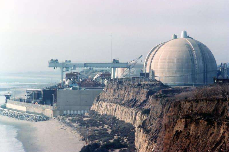 Centrale nucléaire San Onofre photographie stock