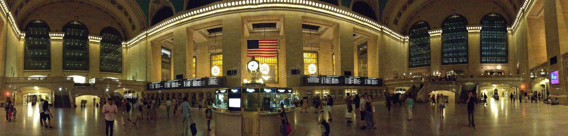 Centrale post New York royalty-vrije stock fotografie