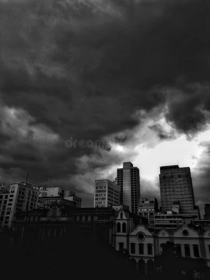 Centrale Streek São Paulo stock afbeeldingen