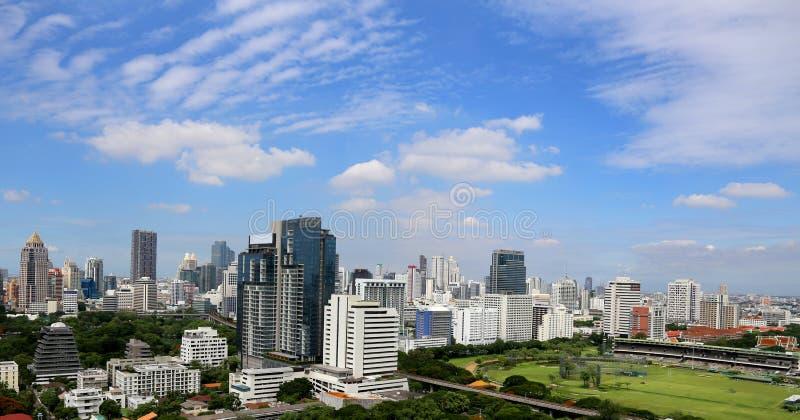 Centrale Wereld (CTW) de beroemde winkelcomplexxen binnen de stad in van Bangkok royalty-vrije stock afbeelding