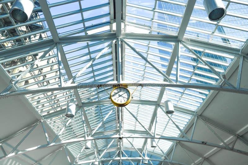 Centrali stacja obrazy royalty free