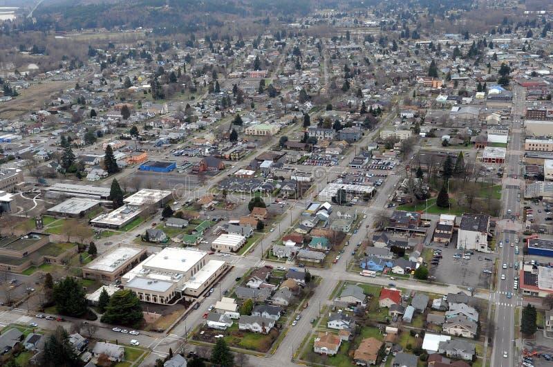 Centralia, estado de Washington fotografia de stock