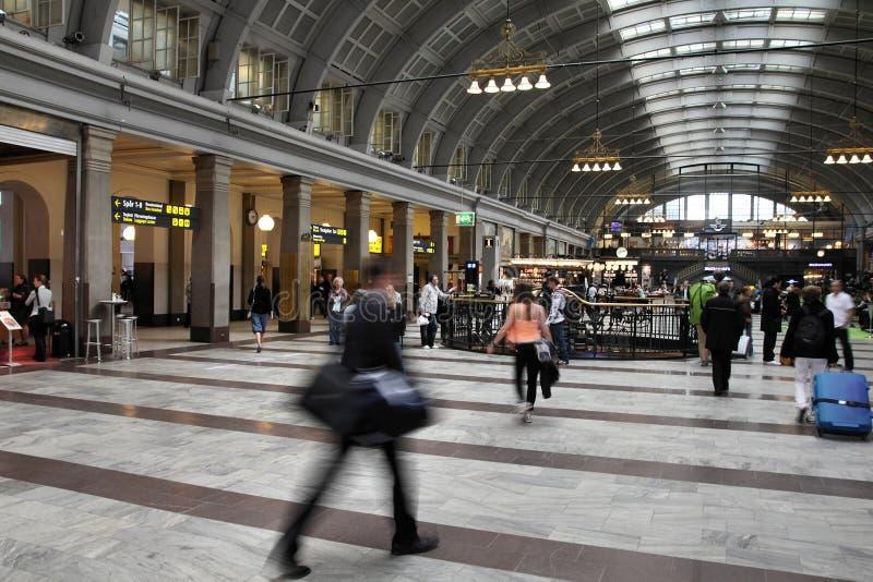 centralstation stockholm arkivfoton
