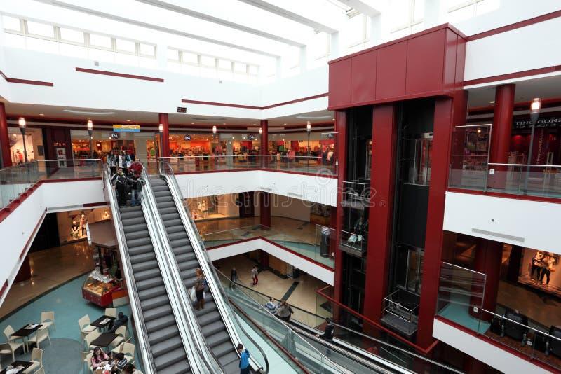 Centre commercial à Algésiras. Espagne photo stock