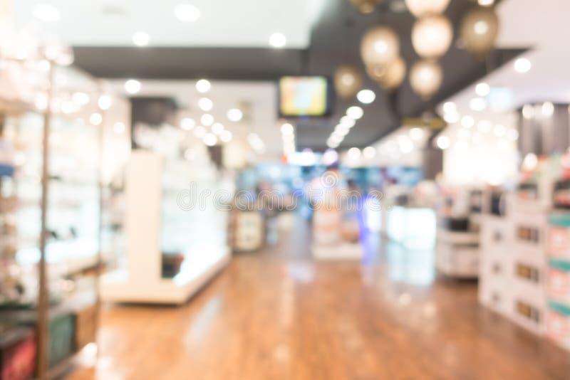 Download Centre Commercial Abstrait De Tache Floue Image stock - Image du marché, abstrait: 87705829