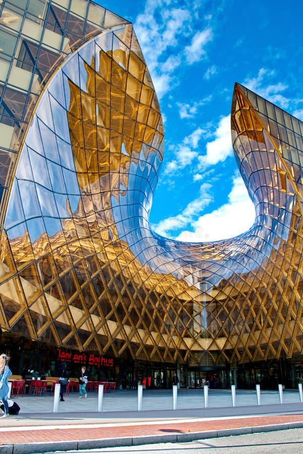 Centre commercial de centres commerciaux photographie stock