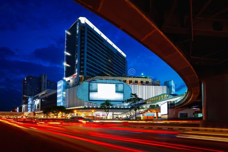 Centre commercial de MBK photos stock