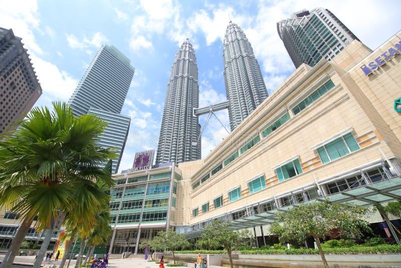 Centre commercial de Suria KLCC Kuala Lumpur Malaysia photographie stock libre de droits