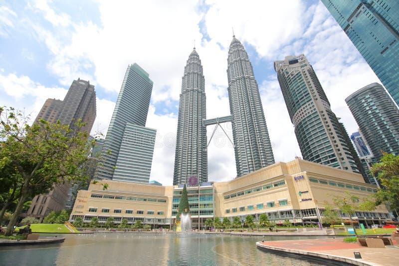 Centre commercial de Suria KLCC Kuala Lumpur Malaysia image libre de droits