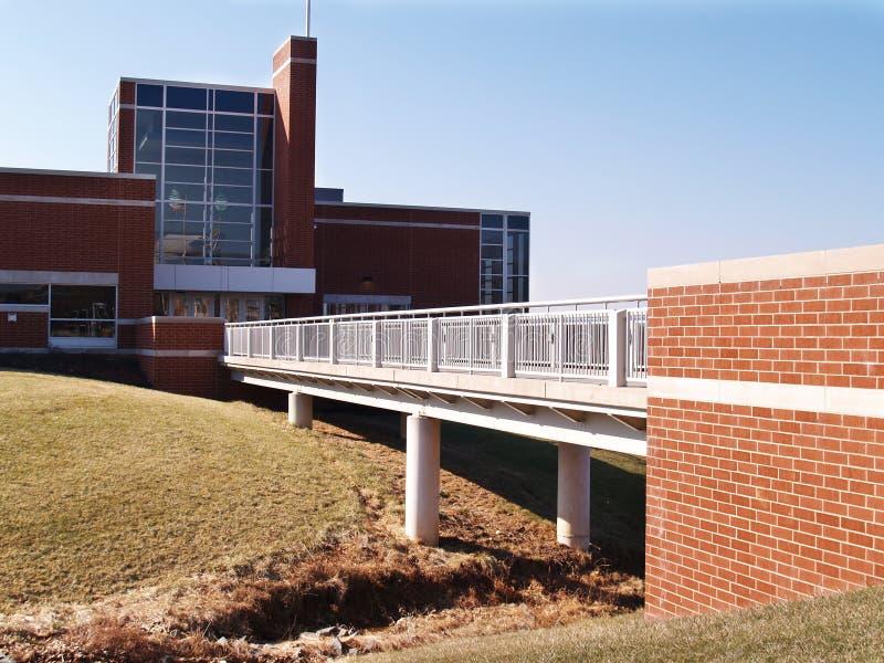 Centre d'étudiant de DeSales images stock