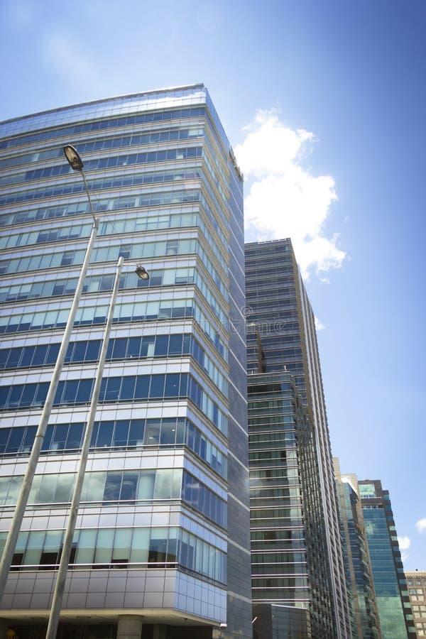 Centre d'affaires à Bogota images stock