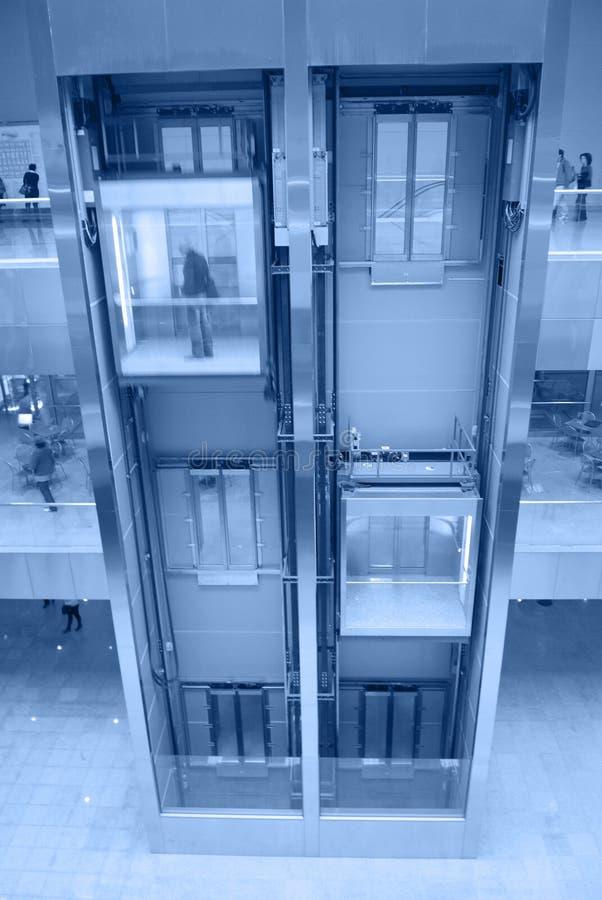 Centre d'affaires. photos libres de droits