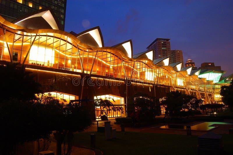 Centre de convention de Kuala Lumpur photo stock
