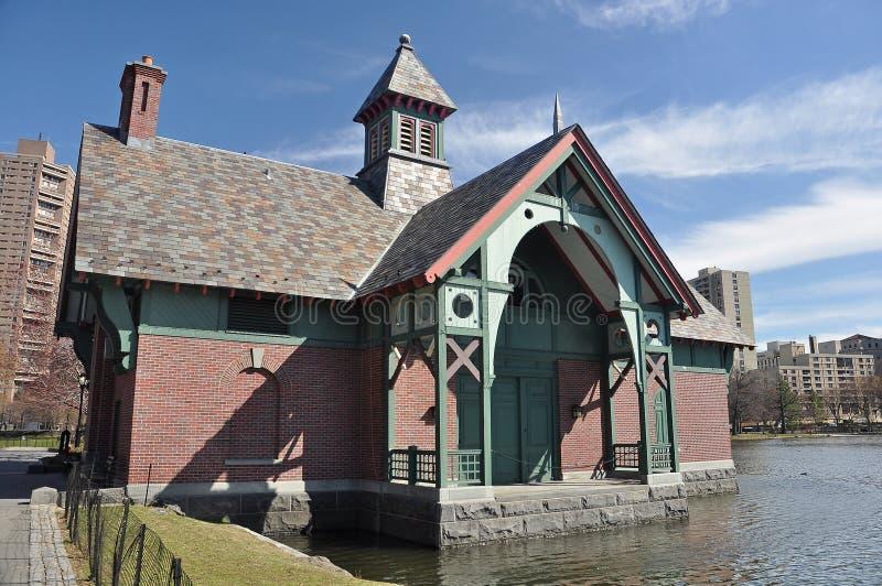 Centre de découverte de Charles A. Dana photo libre de droits